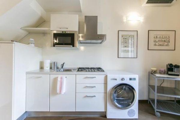 Charming Milan Apartments Brera - Madonnina - фото 11
