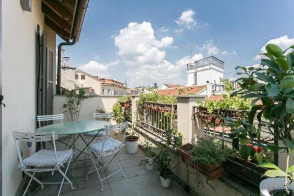 Charming Milan Apartments Brera - Madonnina - фото 16