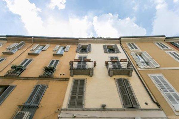 Charming Milan Apartments Brera - Madonnina - фото 21