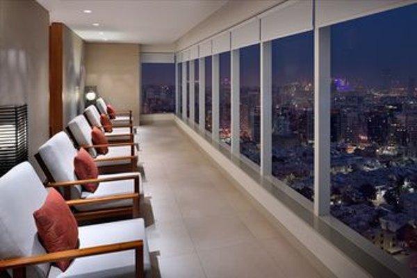 Marriott Executive Apartments Downtown, Abu Dhabi - фото 22