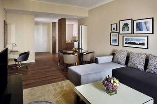 Marriott Executive Apartments Downtown, Abu Dhabi - фото 7