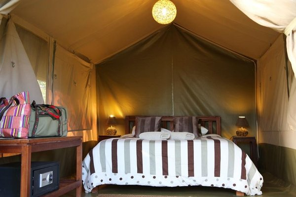 Wildebeest Eco Camp - 3