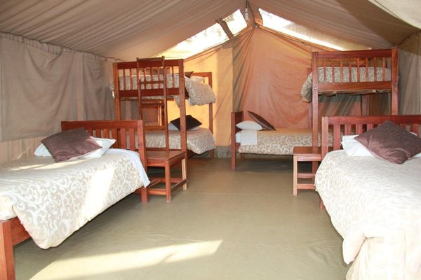 Wildebeest Eco Camp - 6