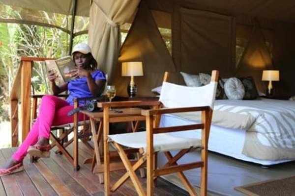 Wildebeest Eco Camp - 9
