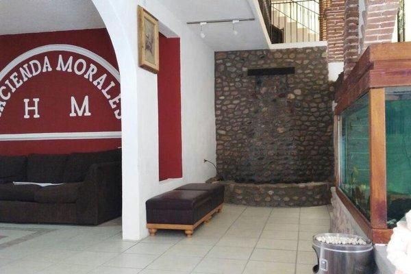 Hacienda Morales Departamentos - фото 16