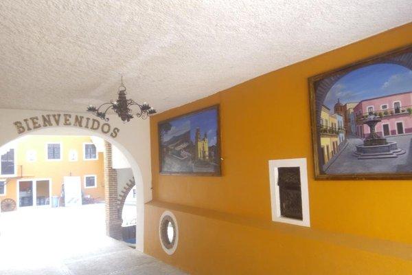 Hacienda Morales Departamentos - фото 19