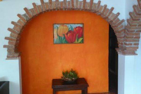 Hacienda Morales Departamentos - фото 21