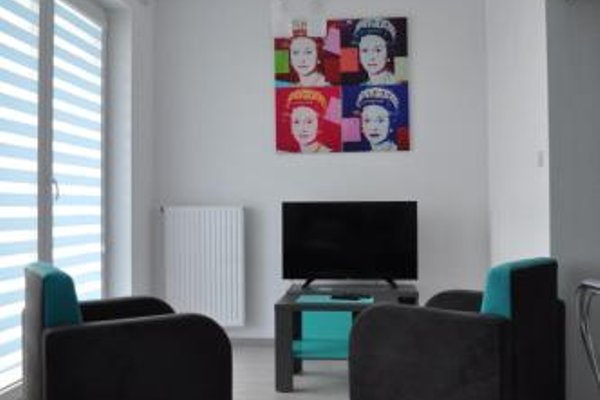 Pop Art Apartments - фото 4