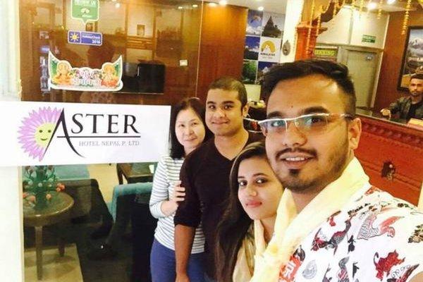 Aster Hotel Nepal - фото 15