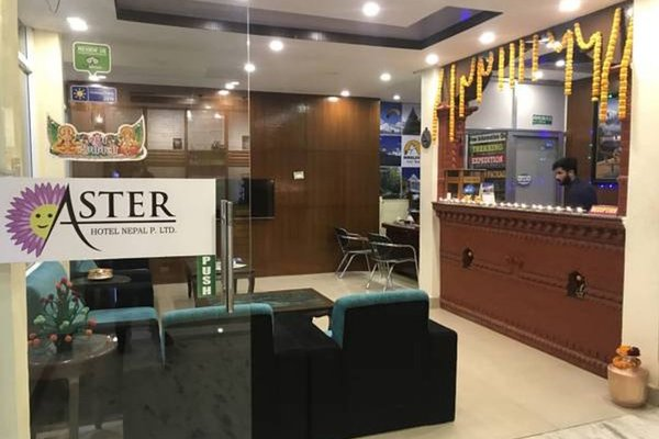 Aster Hotel Nepal - фото 18