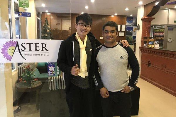 Aster Hotel Nepal - фото 21