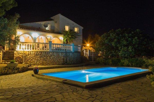 Villa with Amazing Views - фото 7