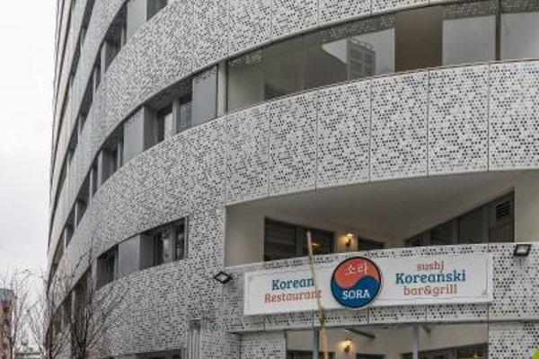 P&O Apartments Plac Europy - фото 8
