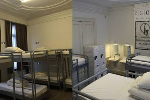 2GO4 Quality Hostel Brussels City Center - фото 3