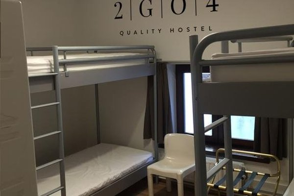 2GO4 Quality Hostel Brussels City Center - фото 5