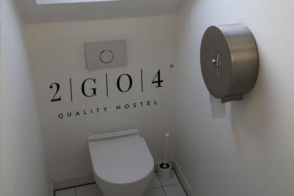 2GO4 Quality Hostel Brussels City Center - фото 9
