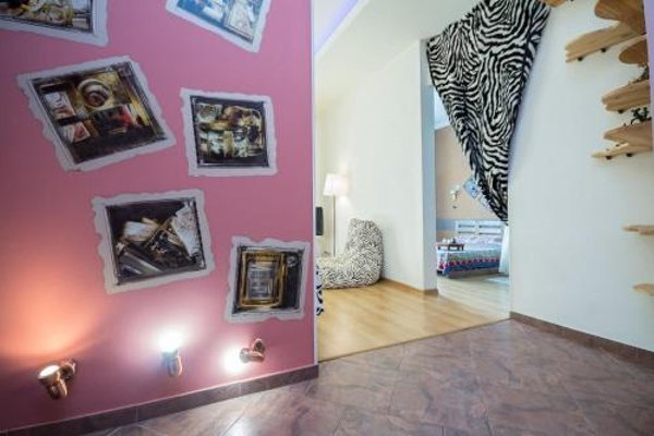 Stylish Apartment on Sverdlova 24 - фото 10