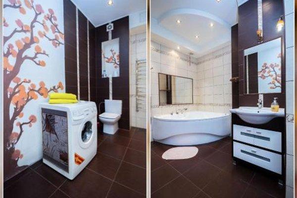 Stylish Apartment on Sverdlova 24 - фото 12