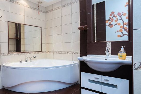 Stylish Apartment on Sverdlova 24 - фото 13