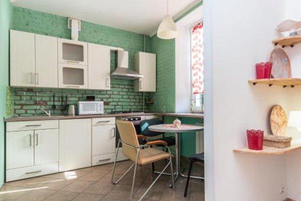 Stylish Apartment on Sverdlova 24 - фото 15