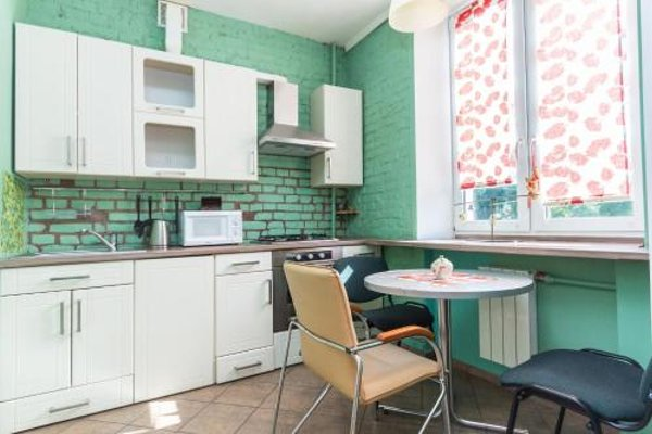 Stylish Apartment on Sverdlova 24 - фото 16