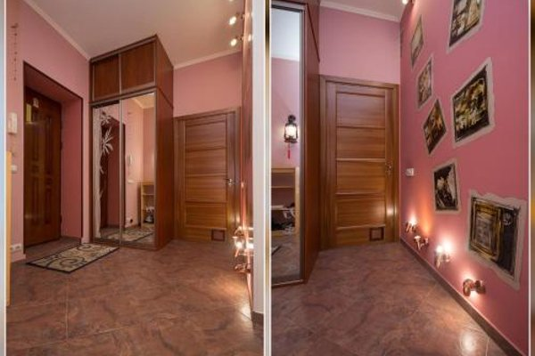 Stylish Apartment on Sverdlova 24 - фото 17