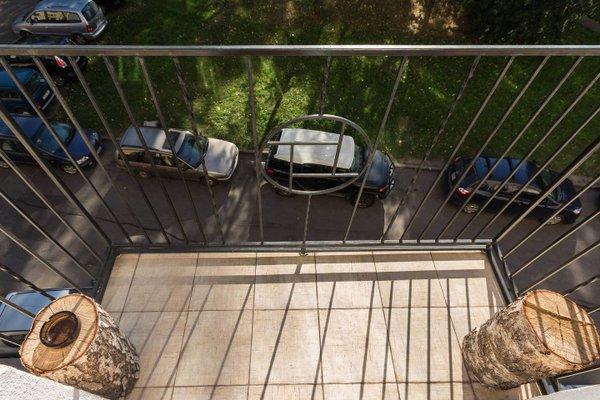 Stylish Apartment on Sverdlova 24 - фото 23