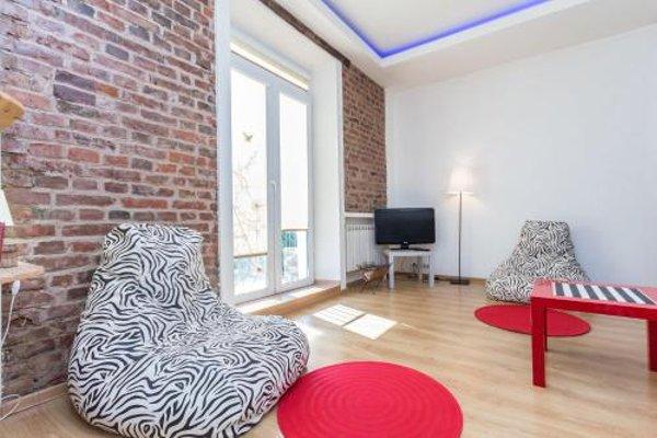 Stylish Apartment on Sverdlova 24 - фото 4