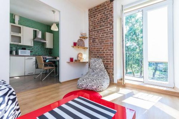 Stylish Apartment on Sverdlova 24 - фото 7