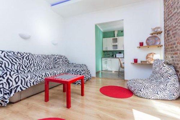 Stylish Apartment on Sverdlova 24 - фото 8