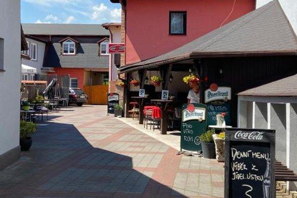Penzion a Restaurace Na Jizdarne - фото 14