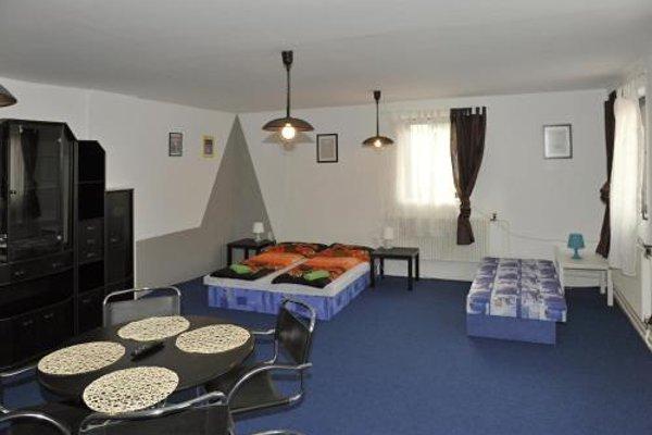 Penzion a Restaurace Na Jizdarne - фото 19