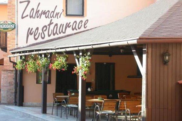 Penzion a Restaurace Na Jizdarne - фото 20