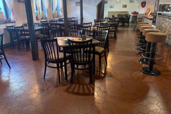 Penzion a Restaurace Na Jizdarne - фото 4