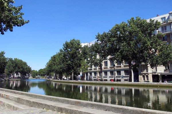 Triplex Canal St Martin - 6