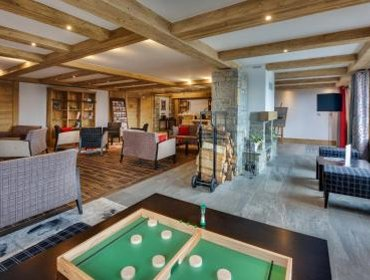 Guesthouse CGH Residences & Spas Chalet Les Marmottons