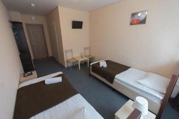 Мини-Отель Чемодан - фото 16