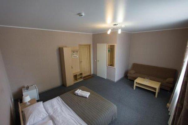Мини-Отель Чемодан - фото 21