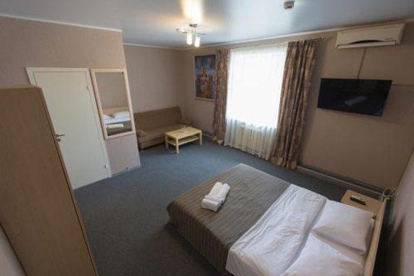Мини-Отель Чемодан - фото 22