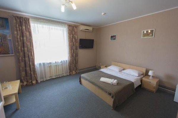 Мини-Отель Чемодан - фото 23