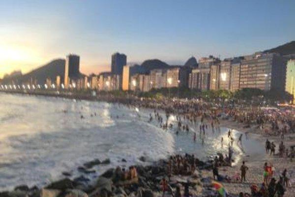 Apartamento Mariza Copacabana - фото 35