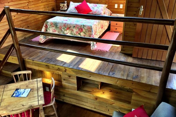 Glamping Cachoeira dos Borges - фото 10