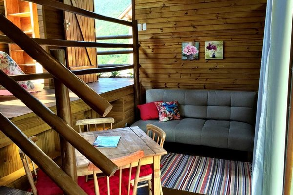 Glamping Cachoeira dos Borges - фото 12