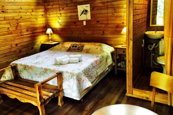 Glamping Cachoeira dos Borges - фото 3