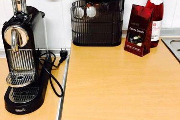 El Veril del Duque Apartment - фото 21