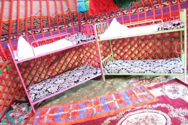 Nomad Yurt Hostel - фото 5