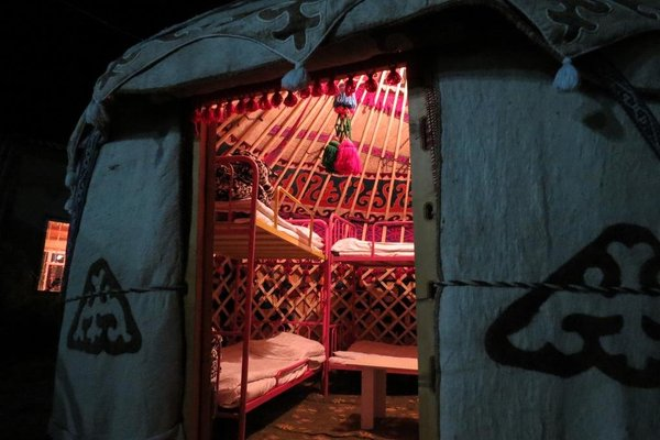Nomad Yurt Hostel - фото 7