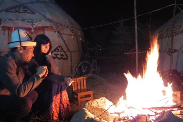 Nomad Yurt Hostel - фото 8