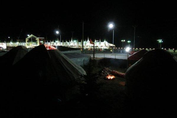 Nomad Yurt Hostel - фото 9