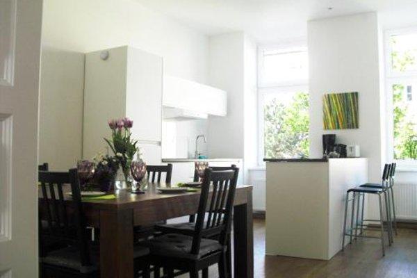 Appartement Zieglergasse - фото 14